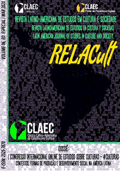 Visualizar v. 6 (2020): Edição Especial - I #Culturas