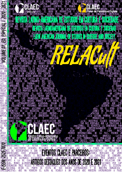 Visualizar v. 7: Edição Especial - Eventos CLAEC
